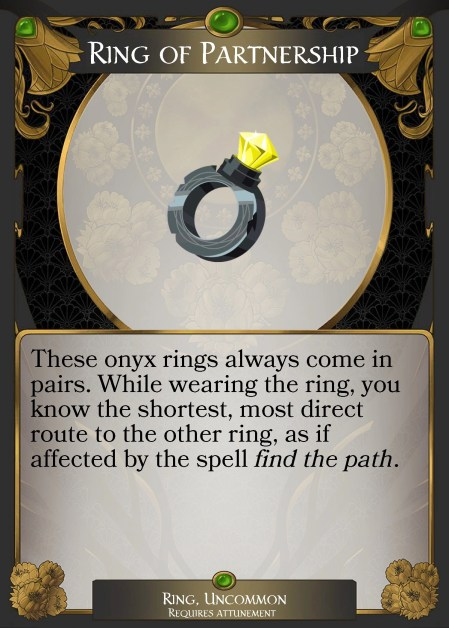 Ring of Partnership