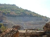 Teatret i Ephesus som kunne rummer op til 25.000 tilskuere