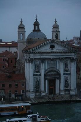 Afsejlingen fra Venedig