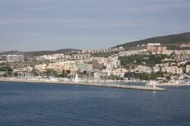 Kusasadasi, en by som præges af sine luksushoteller og de flotte både i havnen