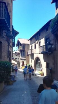Gade i Poble Espanyol