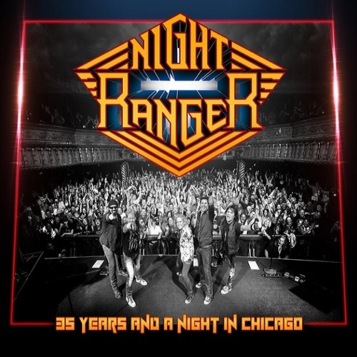 35 Years And A Night In Chicago Cover