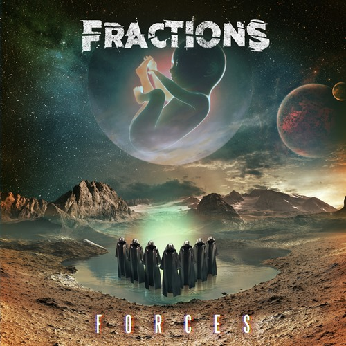 Forces EP Cover