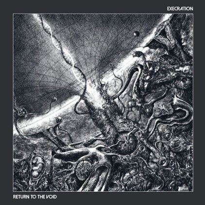 Execration return to the void cover