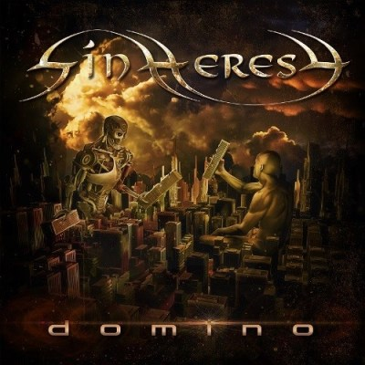 Sin heresy - Domino cover