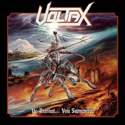 Voltax album cover