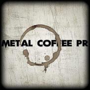 Metal Coffee PR Logo