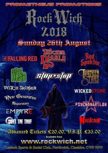 00 RockWich 2018 Poster