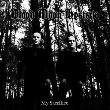 My Sacrifice EP Cover