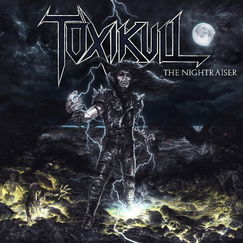 The Nightraiser EP Cover