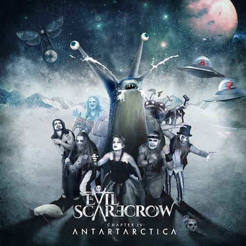 Chapter IV, Antartarctica Cover