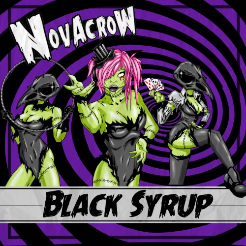 01 Black Syrup EP Cover