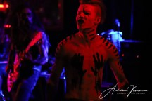 September 6, 2018. Stanhope House venue in Stanhope New Jersey. American heavy metal band Motograter from California perform during concert. Photo all rights reserved Andris Jansons / JM Pressphoto Agency