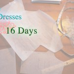 4 Dresses, 14 days (day 3)