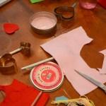 sewing hearts