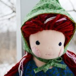 Ever After Cottage Doll – February