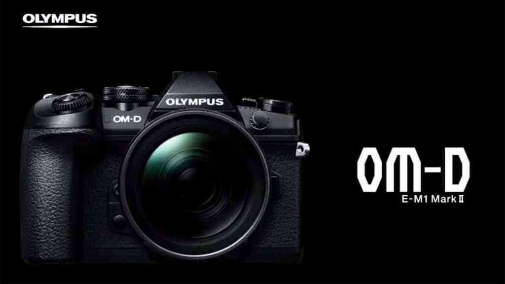 Olympus OM‑D E‑M1 Mark II