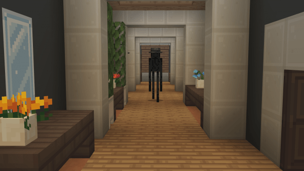 Minecraft Enderman Lord