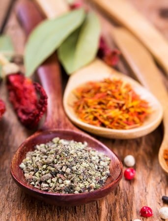How to make your own spice blends