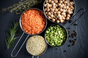 Whether you want to go veg or just cut back on eating meat, you can get tons of protein from these protein-rich plants!