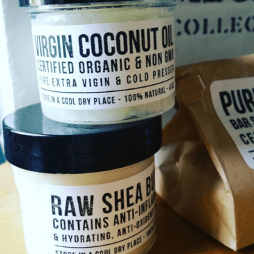 A bunch of uses for coconut oil
