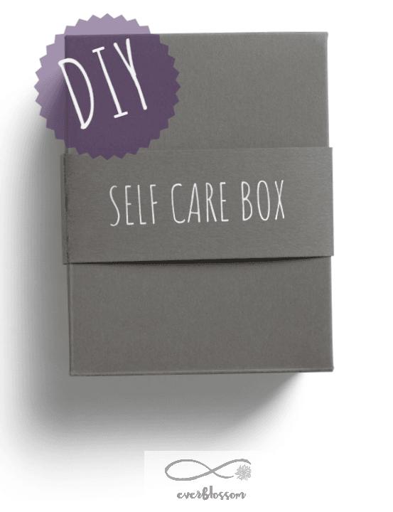 Self care box,