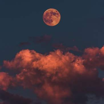June 17th's Sagittarius full moon is a time to dream big, according to astrologers