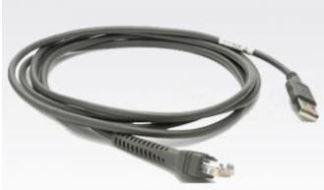 Zebra USB Cable Serie A, 2m CBA-U46-S07ZAR