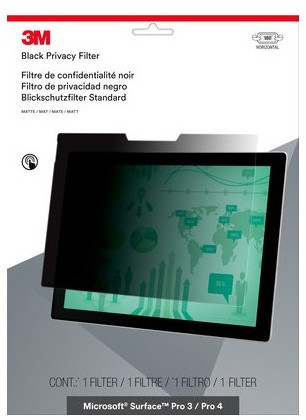 3M Privacy Filter MS Surface Pro PFTMS001