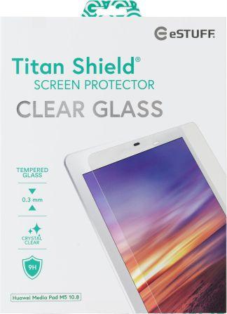 eSTUFF Huawei Media Pad M5 10.8 Clear ES509002