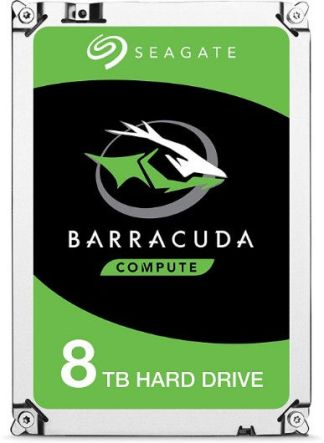 Seagate BARRACUDA 8TB SATA ST8000DM004