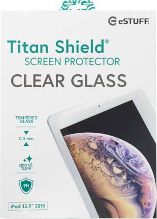 "eSTUFF Apple iPad Pro 12.9"" 2018 Clea ES503405"