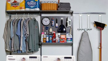 16 ways to make your laundry room organized - How To Make Your Room Organized