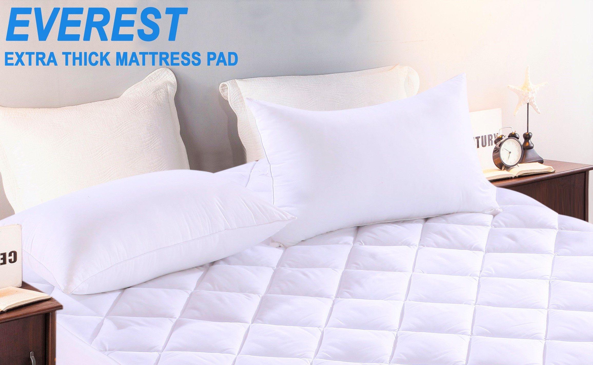 1 FULL Mattress Pad 15oz 54x75 18Depth2 Standard