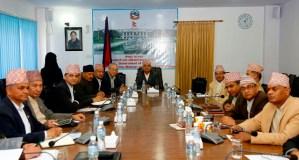उच्चस्तरीय समन्वय समिति बैठक बस्दै, यी विषयमा हुँदैछ छलफल