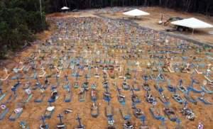 कोरोनाको 'नयाँ हटस्पट' बन्दै ब्राजिल, लगातार बढ्दैछन् मृतक