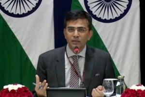 विदेशमन्त्रीले बुद्धबारे दिएको अभिव्यक्ति भारतले सच्यायो : भन्यो, 'बुद्ध लुम्बिनीमा जन्मिएका थिए'
