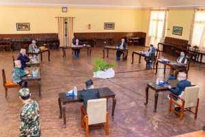 नेकपा सचिवालय बैठक सकियो, के भयो निर्णय ?