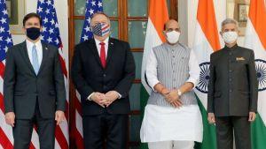 भारत र अमेरिकाबीच 'बेका' सम्झौता सम्पन्न