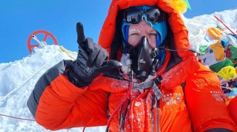 Marlette De Jager Everest