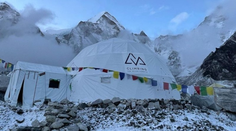 climbing the seven summits everest clayton wolfe