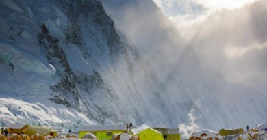 madison mountain everest