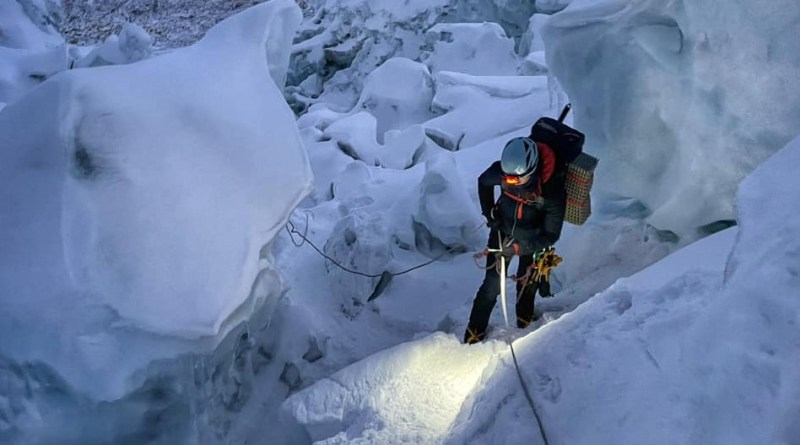 mountain expeditions everest