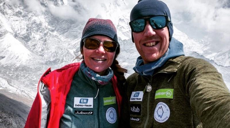 Roeland Van OSS and Sanna Raistakka