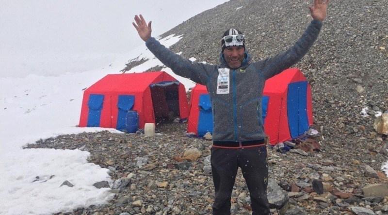 Marco Confortola Gasherbrum