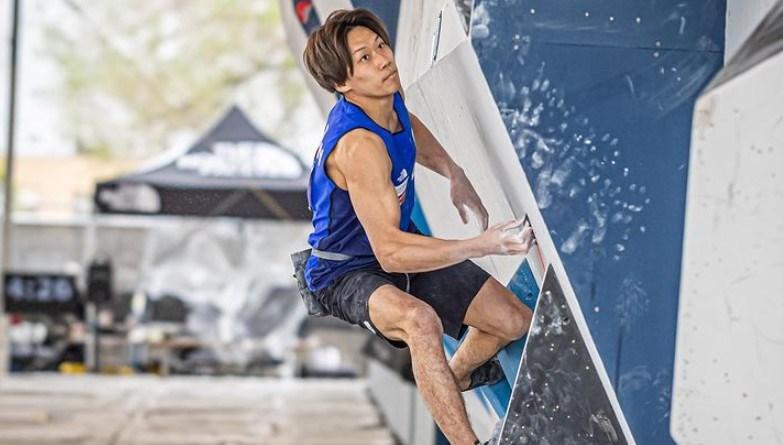 ogata yoshiguti sport Climbing