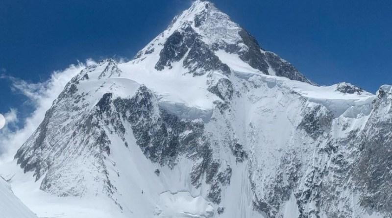Gasherbrum 2 Boris Langenstein