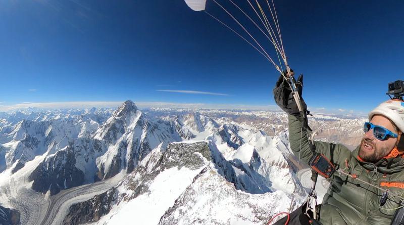 K2 Paraglider