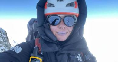 Nastya Runova Broad Peak