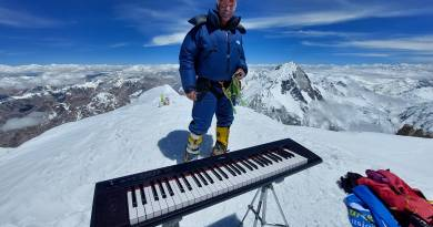 Philippe Genin Gasherbrum 2